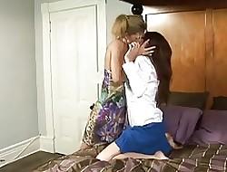 lesbian babysitter videos